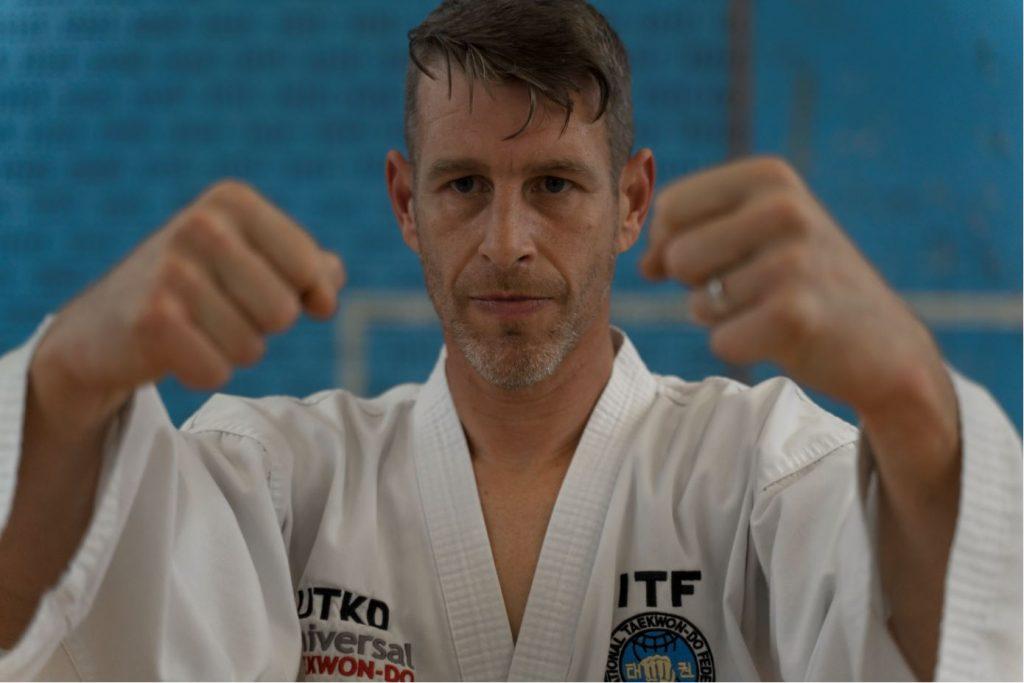 martial arts Shropshire