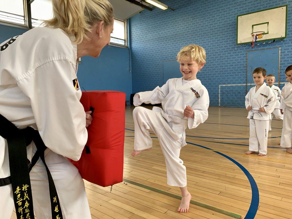 martial arts Shrewsbury